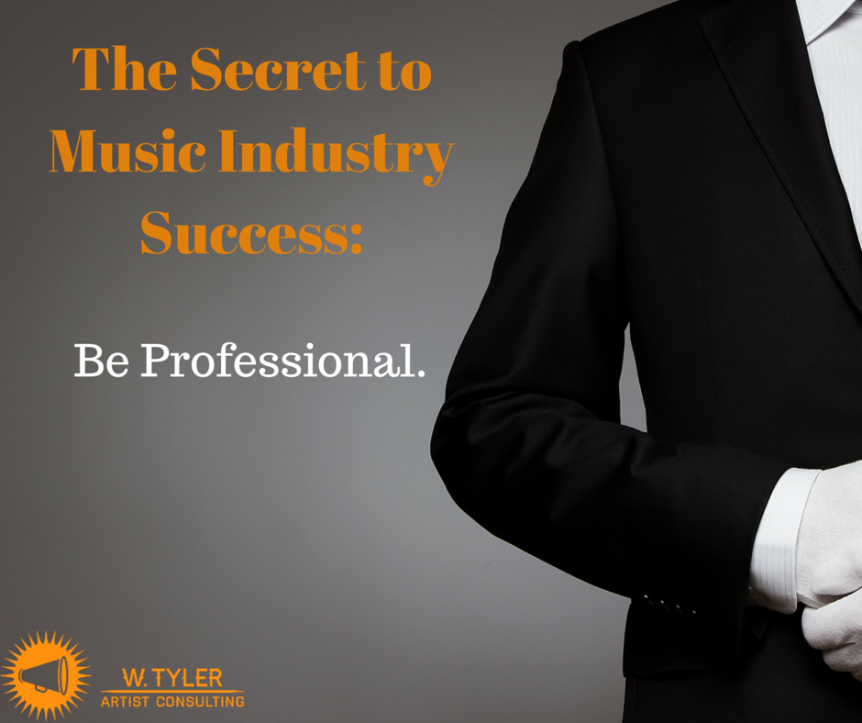 The Secret to Music Industry Success-